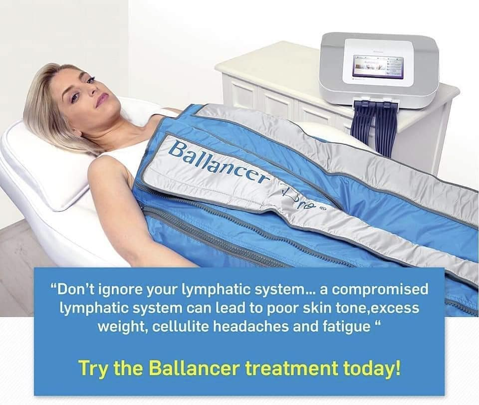 Compression Therapy for Lymphatic drainage