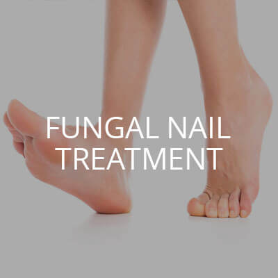 How can you get rid of toenail fungus?