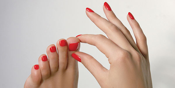 OPI Manicure, Pedicure, Gel and Acrylic Nails