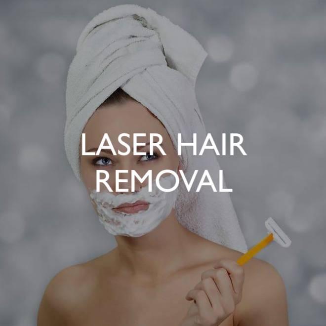 Soprano Laser Hair Removal