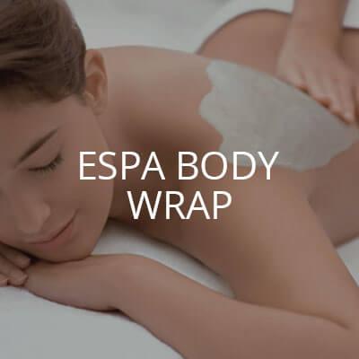 espa body wrap