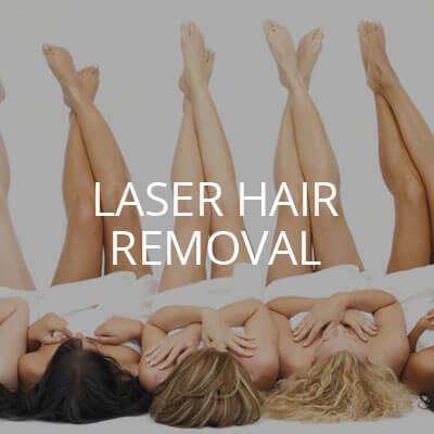laser hair removal body