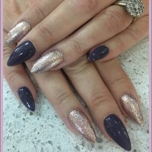 NSI Acrylic Nails with Gel