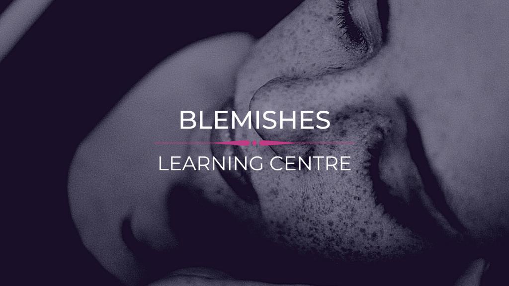 Blemishes - Radiant Living Medispa