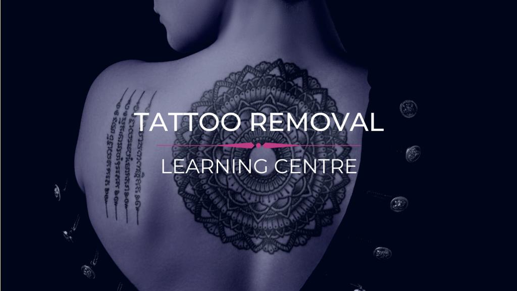 Tattoo Removal - Radiant Living Medispa