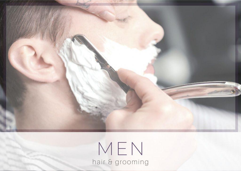 Men's Hair & Grooming