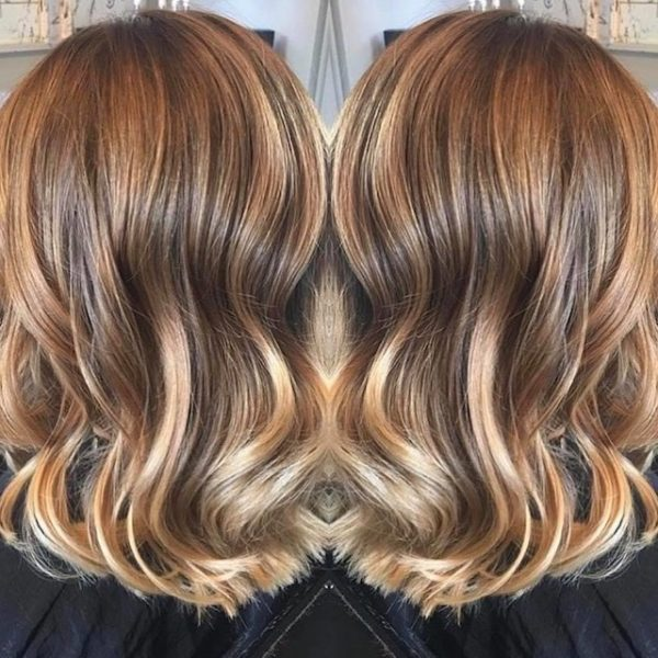 Blow Dry at Radiant Living