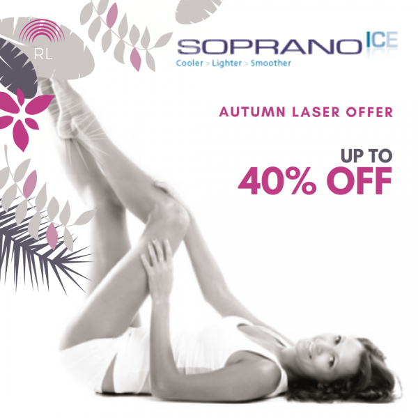 Laser hair removal Autumn Offer