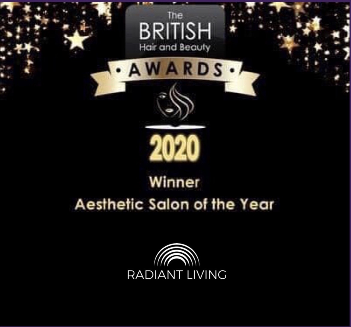Aesthetic Salon of the Year 2020