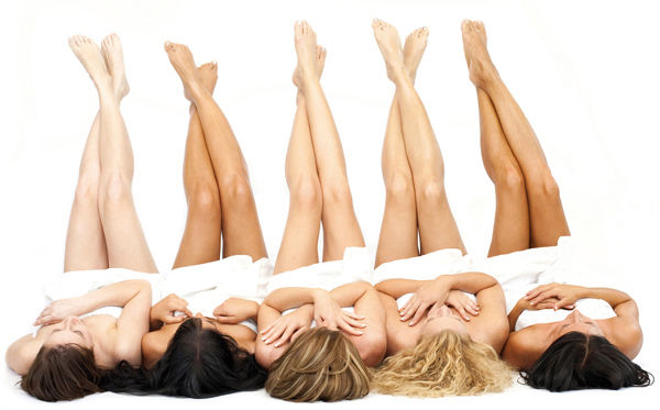 Does laser hair removal work on blonde hair?